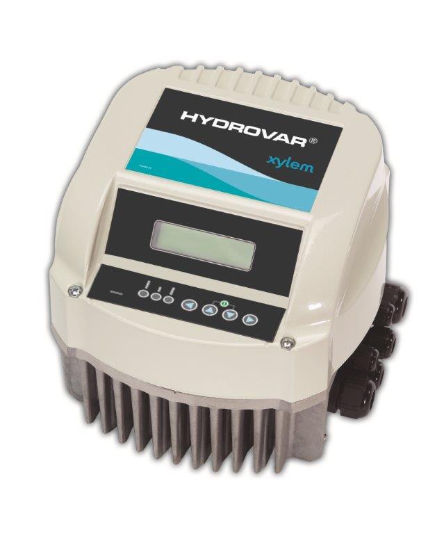 """HV 2.015 – HV 4.220 """"Hydrovar"""" ant variklio montuojamas siurblio kontroleris iki 22 kW"""